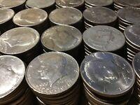 10 Stück 1/2 Dollar USA diverse Jahrgänge und Erhaltungen