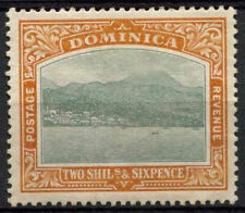 Dominica (Until 1967) Postage Stamps