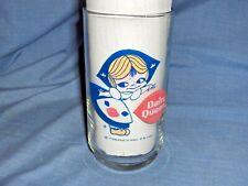 #213 - Vintage Little Miss Dairy Queen Dutch Maid Drinking Glass