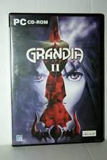 GRANDIA II GIOCO USATO PC CDROM VERSIONE ITALIANA GD1 42064