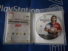 PS3 GAME WINNING ELEVEN 2009 (ORIGINAL USED)