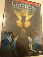 dvd  LEGION   ¤ precintado nuevo ¤