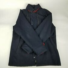 Pendleton Mens Blue Wool Coat - Size M