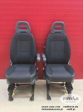 Fiat Ducato Fahrersitz Beifahrersitz Sitze Vorne Armlehne Jumper Boxer