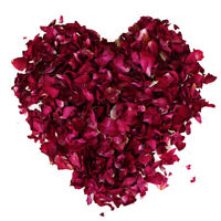 100/200g Dried Rose Petals Natural Dry Flower Petal Spa Whitening Shower BathJCA