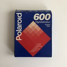 Vintage Polaroid 600 Instant Film Pack - 10 Exposures - Expired 12/1996