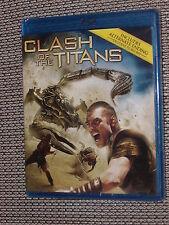 Clash of the Titans Blu-Ray (2010) - Sam Worthington Gemma Arterton - NEW