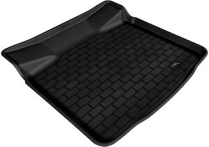 All Weather Cargo Area Liner Fit 11-17 Buick Regal Black Rubber