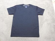 VINTAGE Tommy Hilfiger Shirt Adult Medium Dri Fit Polyester Gym Black Spell Out
