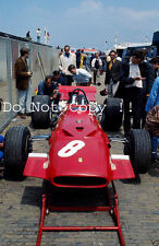Chris Amon Ferrari 312/69 Dutch Grand Prix 1969 Photograph