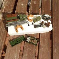 RK Modell NVA -UdSSR ARMEE LKW interessantes Bastelkonvolut SES 1/87 H0 Bastler