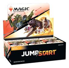 Jumpstart Booster Display Box - Mtg Sealed English Magic Gathering