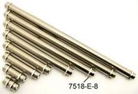 "UHF Female 8"" Bulkhead SO-239 Coaxial Connector (Double Female Coax Connectors)"