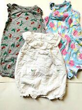 Baby Girl 12-18 moths Summer Clothes Lot of 8 Euc