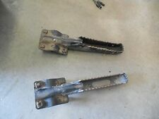 honda trx200 fourtrax trx200d 200 foot pegs rests 1991 1990 1992 1993 1994 1995