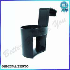 BLACK Car Drink Beverage Cup Holder Stand Gadgets Accessories Van Truck Can