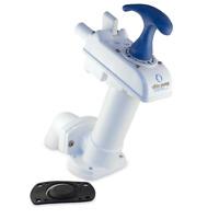 INDEX MARINE Bulgin Buccanner Waterproof 3 Pin Low Flange Socket and Cap DP3S