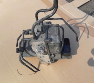 Control Unit Hydraulic Block Audi A8 4E 4E0614517BC 4E0910517B