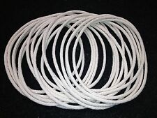 COTTON SASH CORD ROPE 5m x 4mm. TOP QUALITY FREE POST