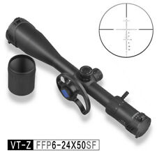 Hunting Scope Discovery VT-Z 6-24X50 SF First Focal Plane Mil Dot Reticle Sights
