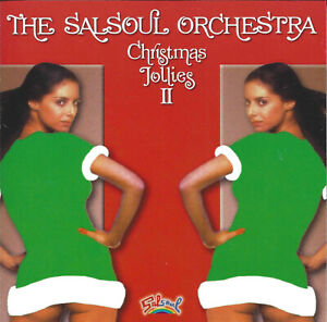 The Salsoul Orchestra – Christmas Jollies II            New cd  Canada Import