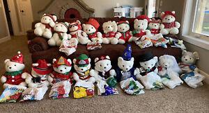Dayton Hudson Santa Bears 1985-2001