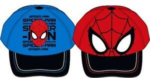Multicolor Spiderman Gorro Verano Tipo Pescador Unisex ni/ños Talla /Única