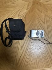 Sony Cyber-shot DSC-S950 10.1MP Digital Camera - With Case And 4gb Card