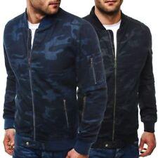 Camouflage Herren-Kapuzenpullover & -Sweats aus Baumwollmischung