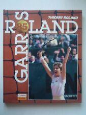 TENNIS ROLAND GARROS 85 - HACHETTE / F.F.T