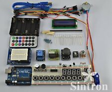 [Sintron] UNO R3 Board Master Starter Kit + PDF files For Arduino AVR Learner