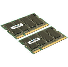 NEW* Crucial 4 GB SO-DIMM 667 MHz PC2-5300 DDR2 SDRAM Memory (CT2KIT25664AC667)