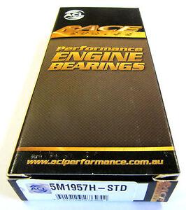 ACL RACE Main Bearings Honda Acura D16A1 D16A6 D16Y5 D16Y7 D16Y8 H22A4 F23A