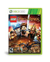LEGO The Lord of the Rings (Microsoft Xbox 360, 2012)  COMPLETE    FAST SHIPPING