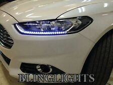 Ford Escape / Mercury Mariner / Mazda Tribute LED DRL Head Lamp Light Strips Kit