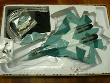 Russian Sukhoi T-50 PAK FA ПАК ФА, Aircraft Fighter Model ~1/72