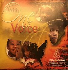 Rare Salvation Army - With One Voice CD