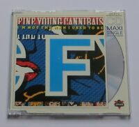 "Fine Young Cannibals - I'm Not The Man I Used To Be  - Maxi CD MCD  [12"" Remix]"