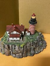 "Hawthorne.West Quoddy Head Lighthouse from Beacons of Freedom Series, 5""H 7""L"