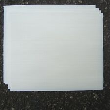 Dyed white recomposed veneer, 3.3 square feet