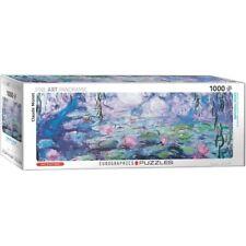 Eurographics Flowers Plants Grass Purple Green Puzzle - Eg60104366 1000pc