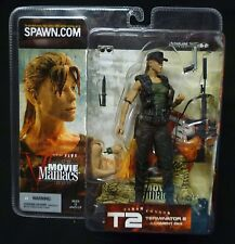 McFarlane Toys Movie Maniacs Series 5 Sarah Connor Action Figure New 2002