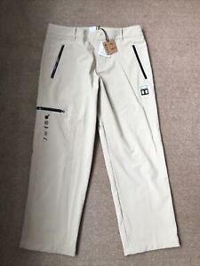NEW The Hundreds x Puma Chino Trousers Safari Khaki Tan - Size Large Straight 34