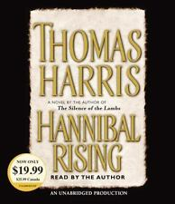 Hannibal Rising by Thomas Harris (2016, CD, Unabridged)