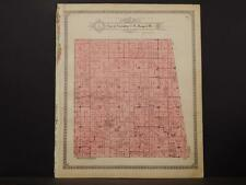 Missouri Audrain County Map Cuivre Township1918  K11#17