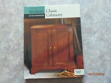 Classic Cabinetry Custom Woodworking From Woodsmith Plans How To's Diagrams