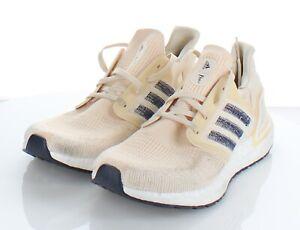 14-63 $85 Women's Sz 8.5 M Adidas Edge Lux 3 Fabric Running Sneaker In Pear