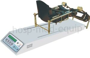 MEDILAP CONTINUOUS PASSIVE MOTION MACHINE ELECTRONIC CPM PHYSIOTHERAPY DLCPM-02