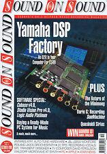 YAMAHA DSP FACTORY / DARIO G / MINIMOOGSound on SoundOct1998
