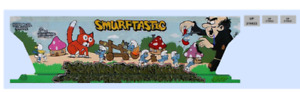 Smurftastic UP 218822 HO Scale Athearn ACF 2 Bay